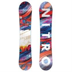 Nitro Lectra Snowboard - Women's 2020