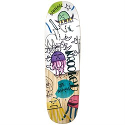 Krooked Drehobl Smokey 9.25 Skateboard Deck