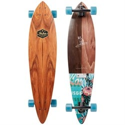 Arbor Fish Groundswell Longboard Complete