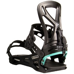 Karakoram PRIME Connect W ​+ 2 Sets Quiver Connectors Snowboard Bindings - Women's 2020