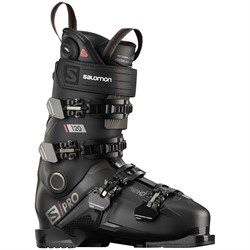 Salomon S​/Pro 120 Custom Heat Connect Ski Boots  - Used