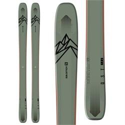 Salomon QST 106 Skis 2021