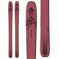 Salomon QST Stella 106 Skis - Women's 2020