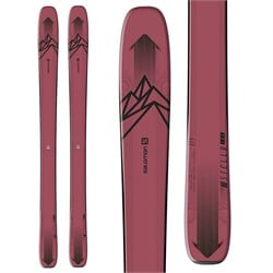 Salomon QST Stella 106 Skis - Women's 2021