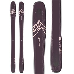 Salomon QST Lumen 99 Skis - Women's 2020