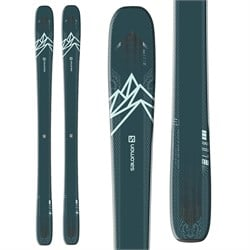 Salomon QST Lux 92 Skis - Women's  - Used