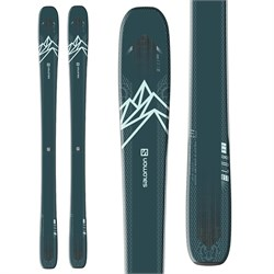 Salomon QST Lux 92 Skis - Women's 2020