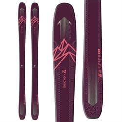 Salomon QST Myriad 85 Skis - Women's 2020