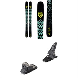 Black Crows Atris Skis  ​+ Marker Griffon Ski Bindings 2016
