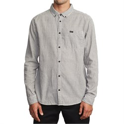 RVCA Endless Seersucker Long-Sleeve Shirt