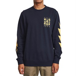 RVCA Crew Pack Crewneck Sweatshirt