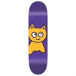 Meow Big Cat Purple 7.75 Skateboard Deck