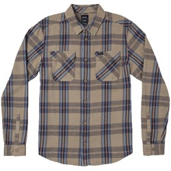 RVCA Reverberation Long-Sleeve Flannel Shirt