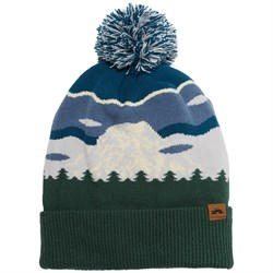 Spacecraft x evo Mt. Rainier Pom Beanie