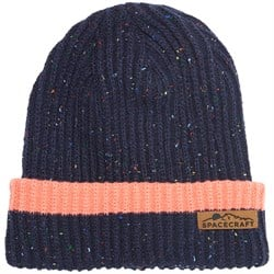 Spacecraft x evo Dock Speckle Beanie