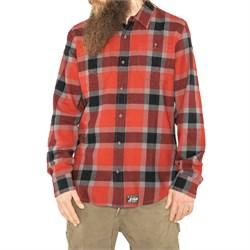 Armada Baker Tech Flannel Shirt