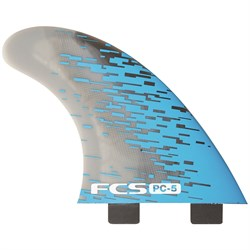 FCS PC-5 Medium Tri Fin Set