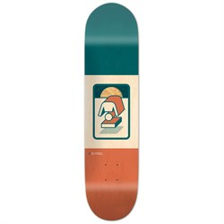 Girl Biebel Totem 8.0 Skateboard Deck