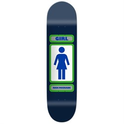 Girl McCrank 93 Til 8.5 Skateboard Deck
