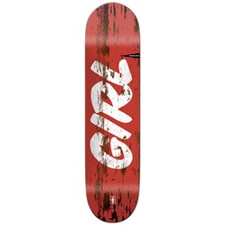 Girl McCrank Sign Painter 8.5 Skateboard Deck