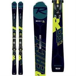 Rossignol React R8 HP Skis + Konect NX 12 GW Bindings 2020