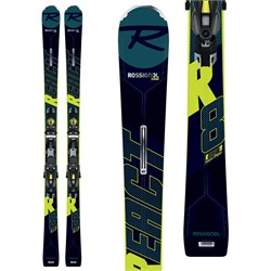 Rossignol React R8 HP Skis ​+ Konect NX 12 GW Bindings 2020