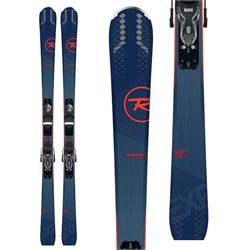 Rossignol Experience 74 Skis + Xpress 10 Bindings 2020