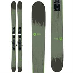 Rossignol Smash 7 Skis + Xpress 10 Bindings 2020