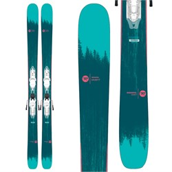 Rossignol Sassy 7 Skis ​+ Xpress 10 Bindings - Women's 2020