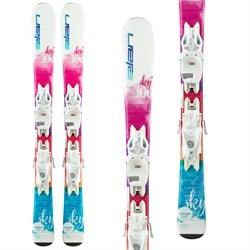 Elan Sky QS Skis + EL 4.5 Bindings - Little Girls' 2020
