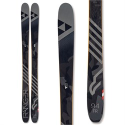 Fischer Ranger 94 FR Skis  - Used
