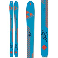 Fischer Hannibal 106 Carbon Skis 2021