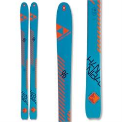 Fischer Hannibal 96 Carbon Skis 2020