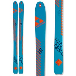 Fischer Hannibal 96 Carbon Skis 2020