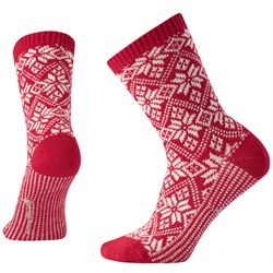 Smartwool Traditional Snowflake Socks - Women's