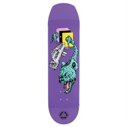 Welcome Face of a Lover on Helm of Awe 2.0 8.38 Skateboard Deck
