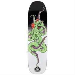 Welcome Seahorse 2 White Lightning 8.25 Skateboard Deck