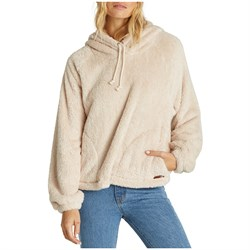 Billabong Warm Regards Sherpa Hoodie - Women's