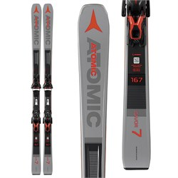 Atomic Savor 7 Skis ​+ FT 12 GW Bindings
