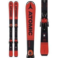 Atomic Redster J2 Skis ​+ L6 GW Bindings - Boys'