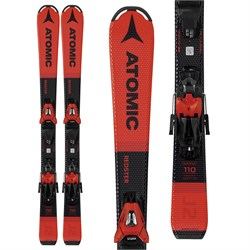 Atomic Redster J2 Skis ​+ C5 GW Bindings - Little Boys'