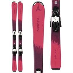 Atomic Vantage Girl X Skis + L6 GW Bindings - Girls' 2022