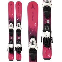 Atomic Vantage Girl X Skis ​+ C5 GW Bindings - Little Girls'  - Used