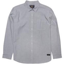 Vissla Woodshop Long-Sleeve Woven Shirt