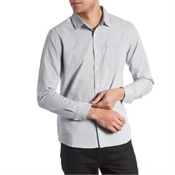 Vissla Woodshop Long-Sleeve Woven Shirt