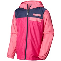 Columbia Mountain Side Lined Windbreaker - Girls'