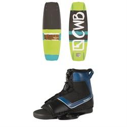 CWB Faction Wakeboard + Venza Bindings