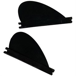 Hyperlite 1.7'' Drop Surf Fin Pair