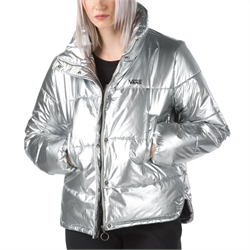 Vans Galatic Spiral Metallic Jacket - Women's