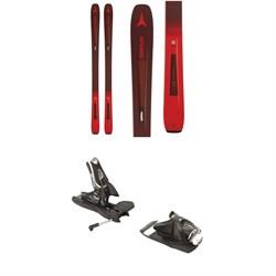 Atomic Vantage 97 Ti Skis + Look SPX 12 Dual Bindings